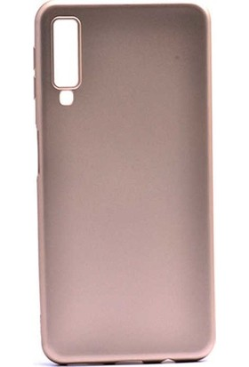Ehr. Samsung Galaxy A2 Core Priming Mat Silikon Arka Kapak Kılıf Gold