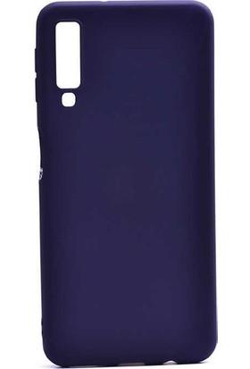 Ehr. Samsung Galaxy A2 Core Priming Mat Silikon Arka Kapak Kılıf Lacivert