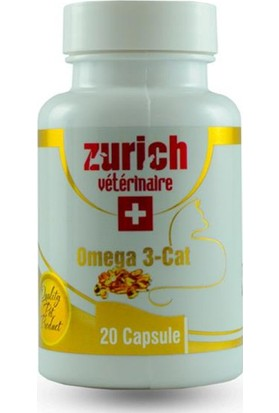 Zürich Zurich Cat Omega 3 100 Ml