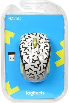 Logitech M325C 2.4GHz Kablosuz USB Mouse (910-004689)