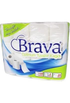 Brava Opti̇mum Tuvalet Kağidi - 24 Rulo