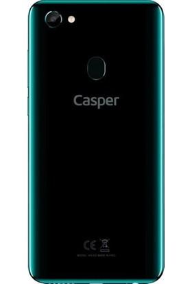 Casestore Casper Via G3 0.5 mm Süper Soft Şeffaf Silikon Kılıf