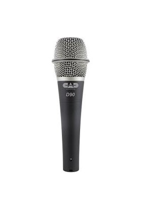 Cad Audıo D90 Premium Supercardioid Dinamik Mikrofon
