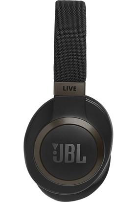 JBL LIVE650BTNC Mikrofonlu Aktif Gürültü Önleyici Kulaküstü Siyah Kulaklık