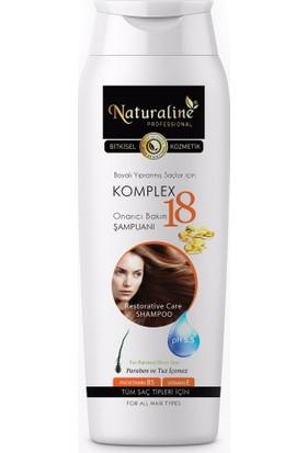 Naturaline Komplex 18 Onarıcı Bakım Şampuanı