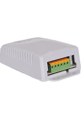 İtek 12-24V Gaz Alarm Dedektörü Lpg&doğalgaz