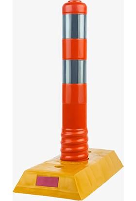 Hse Market 450 mm Kısa Tabanlı Esnek Şerıt Ayırıcı (Delinatör)