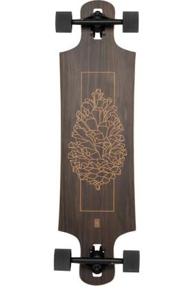 Drop Hammer Walnut Complete Longboard