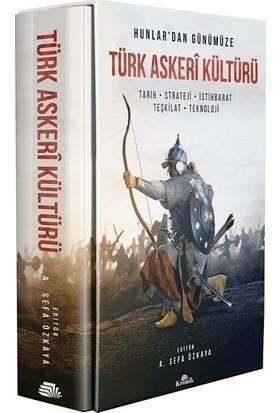 Türk Askerî Kültürü (Kutulu) - Feridun Emecen
