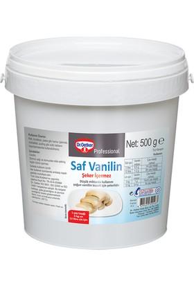 Dr. Oetker Saf Vanilin 500 Gr.