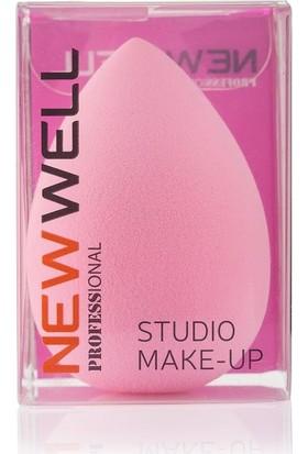 New Well Studio Make Up Makyaj Süngeri