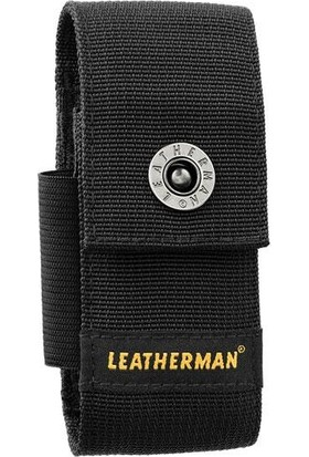 Leatherman Nylon Sheath 4 Cepli Siyah Kılıf - Medium