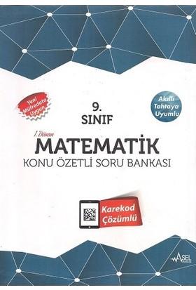 Asel 9. Sınıf Matematik 1 Konu Özetli Soru Bankası