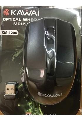 Kawai̇ KM-1200 1600DPI 2.4ghz Kablosuz Mouse