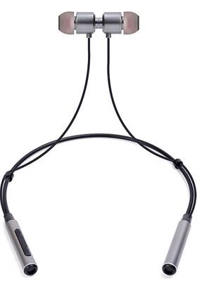 Snopy SN-BTS01 Boyun Askılı Mıknatıslı Sporcu Bluetoth Kulaklık