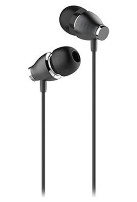 Hytech HY-X02 Mobil Telefon Uyumlu Kulak İçi Gri Mikrofonlu Kulaklık