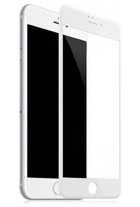 Twinix Apple iPhone 7 5D Ekran Koruyucu Cam 4 Katmanlı Beyaz