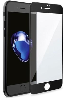 Twinix Apple iPhone 6 5D Ekran Koruyucu Cam 4 Katmanlı Siyah