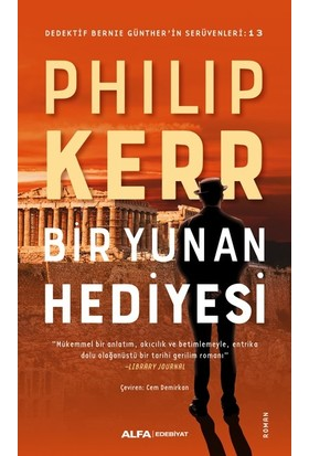 Bir Yunan Hediyesi - Philip Kerr