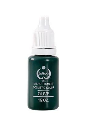 Biotouch Kalıcı Makyaj Boyası 15 ml Zeytin Yeşili