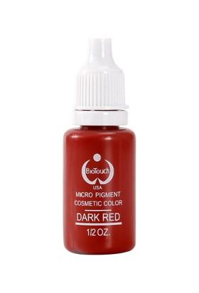 Biotouch Kalıcı Makyaj Boyası 15 ml Koyu Kırmızı