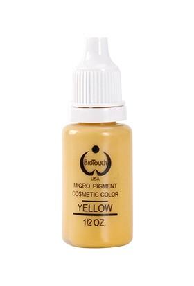 Biotouch Kalıcı Makyaj Boyası 15 ml Sarı