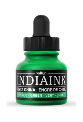 Vallejo india ink 30 Ml 320 Green