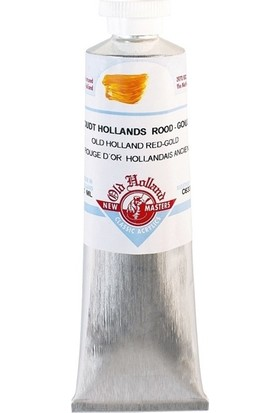 Old Holland New Master Acrylic 60 Ml Seri C Red Gold