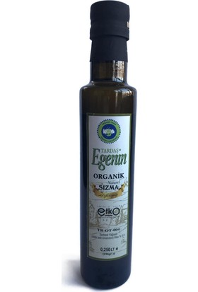 Tardaş Egenin Organik Sızma Zeytinyağı 250 ml