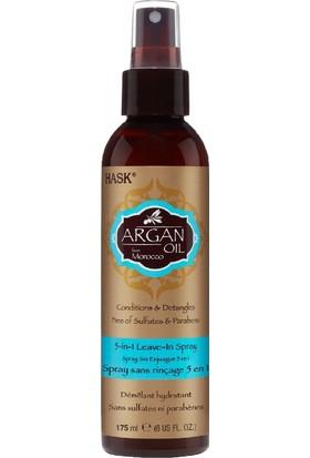 Hask Argan Yağı tedavi 5in1 Sprey Saç Kremi 175 ml