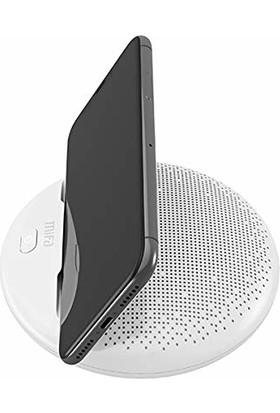 Mifa H2 Telefon Standlı 4.2 Bluetooth Hoparlör - Beyaz