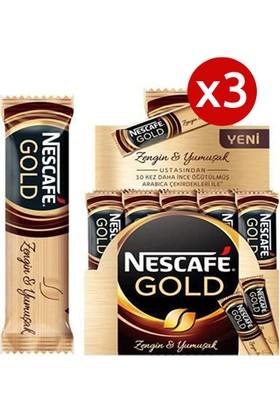 Nescafe Gold 2gr 100' lü x 3' lü