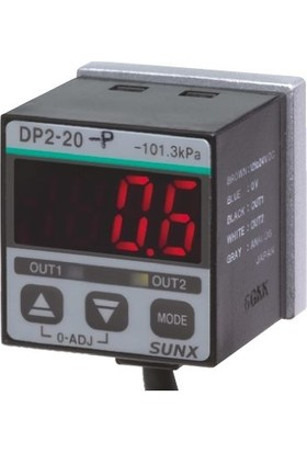 Sunx Dp2 - 42E Dijital Basınç Sensörü