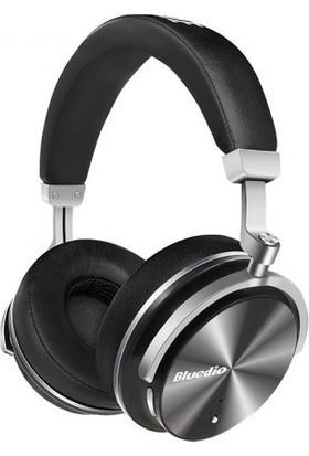 Bluedio T4 Aktif Gürültü Engelleme (ANC) Bluetooth Kulaklık Siyah