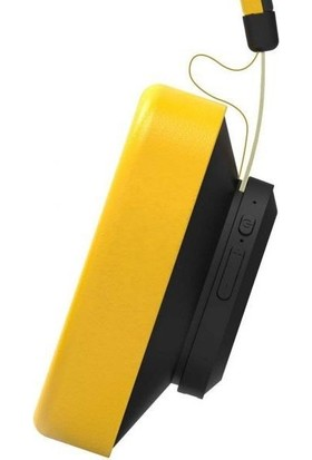Bluedio TM Bluetooth 5.0 Kulaklık - Sarı