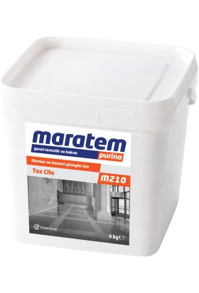 Maratem M210 Toz Cila 4 KG