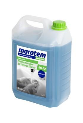 Maratem M102 Antibakteriyel El Yıkama Ürünü 5 Litre