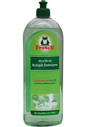 Frosch Aloe Veralı Bulaşık Deterjanı 750 ml 10'Lu Set