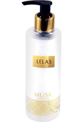 Lelas Musk Vücut Losyonu 250 ml