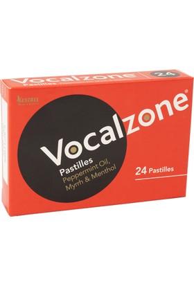 Vocalzone Boğaz Pastili 24'lü