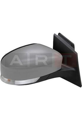 Gold Ford Focus 2012 Elektrikli Isıtmalı Sinyalli Komple Sağ Dikiz Aynası