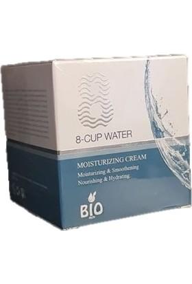 Bio Asia 8-Cup Water Moisturizing Nemlendirici Krem 50 gr