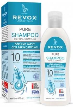 Revox Pure Dökülme Karşıtı Şampuan 400ML