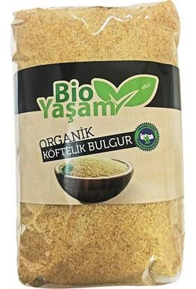 Bio Yaşam Organik Köftelik Bulgur 1 kg