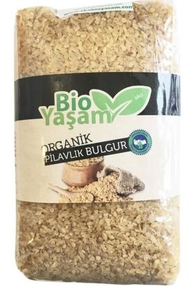 Bio Yaşam Organik Pilavlık Bulgur 1 kg