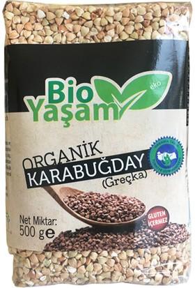 Bio Yaşam Organik Karabuğday - Greçka 500 gr