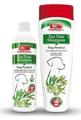 Bio Petactive Çay Ağacı Özlü Köpek Şampuanı 250 Ml