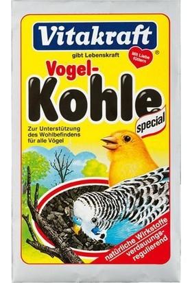 Vitakraft Vogel Kohle Kuşlar İçin Doğal Kömür 10Gr
