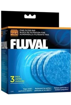 Fluval Fx5-6 Dış Filtre Yedek Keçe 3 Parça