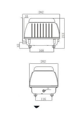 Resun Lp-60 Düşük Sesli Akvaryum Hava Pompası